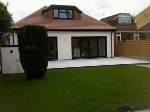 Chalet bungalow new build, Watford Road St. Albans